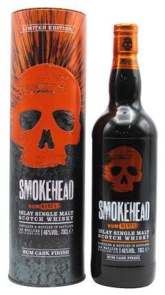 Smokehead - Rum Rebel - Islay Single Malt Scotch Whisky