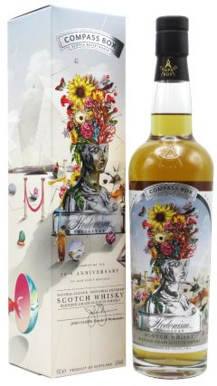 Compass Box - Hedonism Felicitas Blended Grain Whisky
