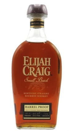 Elijah Craig - Barrel Proof Batch #C918 12 year old Whiskey