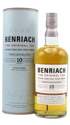 BenRiach - The Original Ten - Three Cask Matured 10 year old Whisky