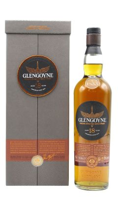 Glengoyne - Highland Single Malt 18 year old Whisky