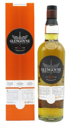 Glengoyne - Highland Single Malt 10 year old Whisky