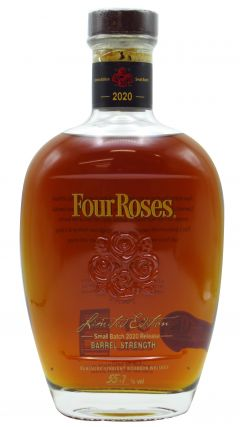 Four Roses - Small Batch Barrel Strength 2020 Bourbon 12 year old Whiskey
