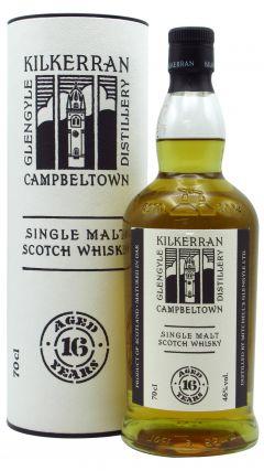 Kilkerran - Campbeltown Single Malt 16 year old Whisky