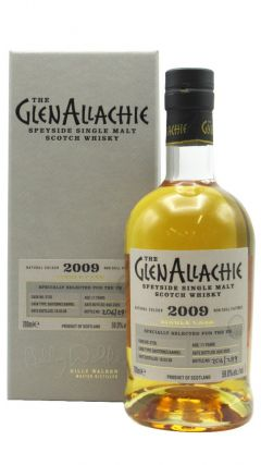 GlenAllachie - Single Cask #3728 - Sauternes Cask - 2009 11 year old Whisky