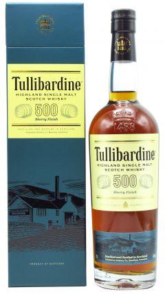 Tullibardine - 500 Sherry Cask Finish Whisky