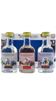 Berkshire - Botanical Gin Selection Box Gin