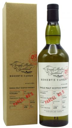 Teaninich - Single Malts of Scotland - Reserve Casks - Parcel #5 - 2009 11 year old Whisky