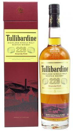 Tullibardine - 228 Burgundy Cask Finish Whisky