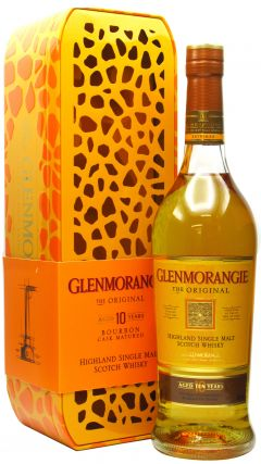 Glenmorangie - Original - Giraffe Tin 10 year old Whisky