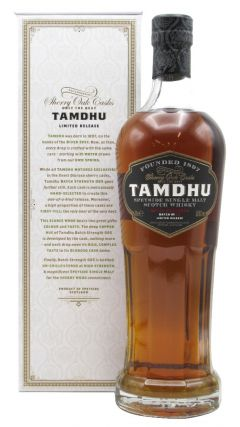 Tamdhu - Batch Strength Batch 5 Whisky