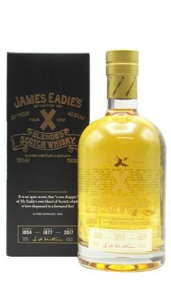 "James Eadie - Trademark ""X"" First Edition - Blended Scotch  Whisky"