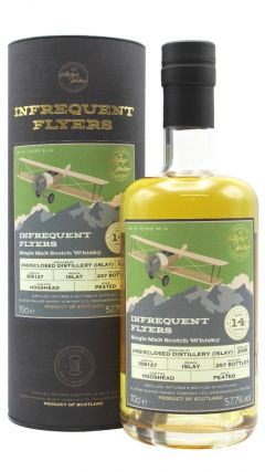 Infrequent Flyers - Undisclosed Distillery (Islay) Single Cask #306127 - 2006 14 year old Whisky
