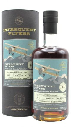 Glenrothes - Infrequent Flyers Single Cask #6343 - 2009 11 year old Whisky
