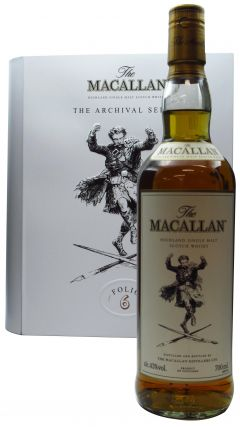 Macallan - The Archival Series - Folio 6 Whisky