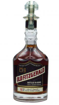 Old Fitzgerald - Bourbon 15 year old Whiskey