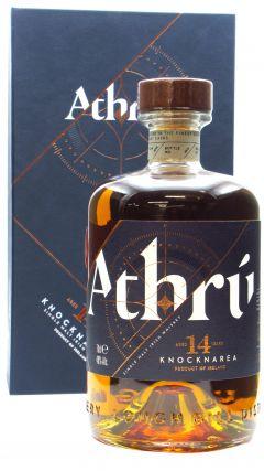 Athru - Knocknarea Irish Single Malt Batch #1 14 year old Whisky