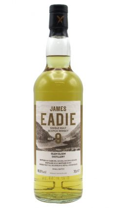 Glen Elgin - James Eadie Small Batch Release 9 year old Whisky