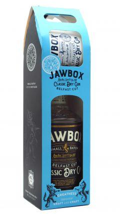 Jaw Box - Gift Pack - Branded Mug & Jawbox Small Batch Gin