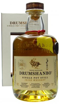 The Shed Distillery - Drumshanbo Single Pot Still Irish Whisky