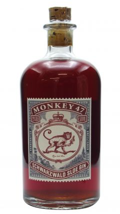 Monkey 47 - Schwarzwald Sloe Gin