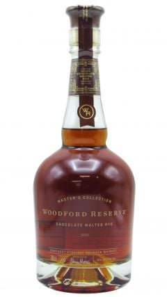 Woodford Reserve - Masters Collection 2020 - Chocolate Malted Rye Whiskey