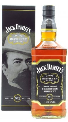 Jack Daniel's - Master Distiller Series #1 (1 Litre) Tennessee Whiskey