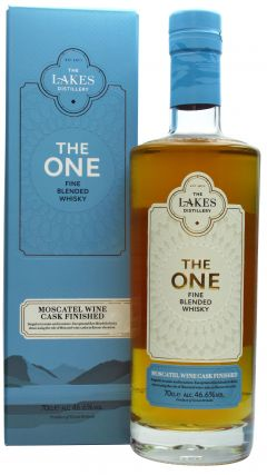 The Lakes - The One Moscatel Cask Finish Whisky