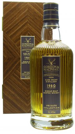 Glen Grant - Private Collection - 1980 40 year old Whisky