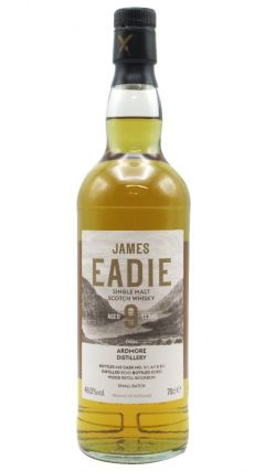 Ardmore - James Eadie Small Batch Release 9 year old Whisky