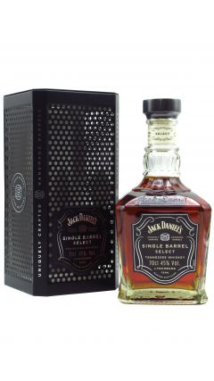 Jack Daniel's - Mesh Gift Tin & Single Barrel Select Tennessee  Whiskey