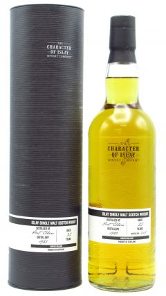 Port Ellen (silent) - Wind and Wave Single Cask #11535 - 1983 35 year old Whisky