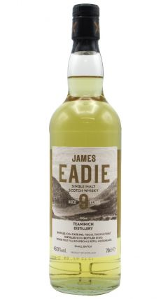 Teaninich - James Eadie Small Batch Release 9 year old Whisky