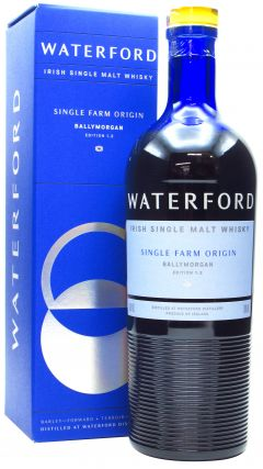 Waterford - Single Farm Origin Series Ballymorgan 1.2 - 2016 4 year old Whisky