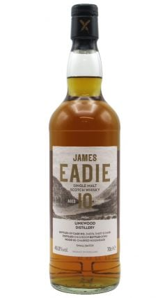 Linkwood - James Eadie Small Batch Release  10 year old Whisky