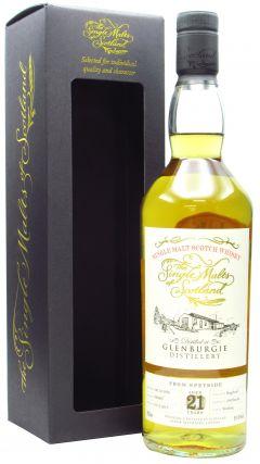 Glenburgie - Single Malts Of Scotland Single Cask #900887 - 1998 21 year old Whisky