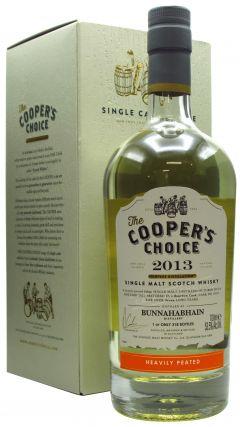 Bunnahabhain - Cooper's Choice Heavily Peated - 2013 7 year old Whisky