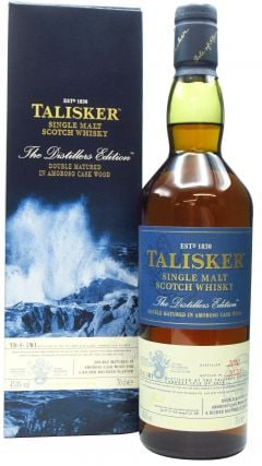 Talisker - Distillers Edition - 2010 10 year old Whisky