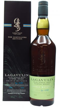 Lagavulin - Distillers Edition 2020 Edition - 2005 15 year old Whisky