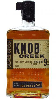 Knob Creek - Kentucky Straight Small Batch Bourbon 9 year old Whiskey