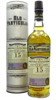 Fettercairn - Old Particular Single Cask #13708 - 2004 15 year old Whisky