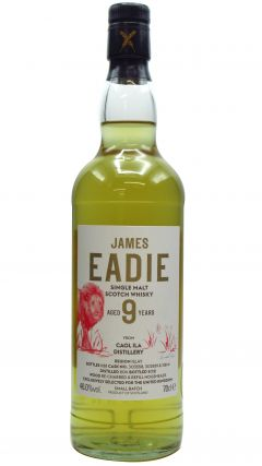Caol Ila - James Eadie Small Batch 9 year old Whisky
