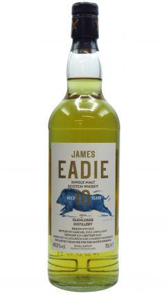Glenlossie - James Eadie Small Batch 10 year old Whisky