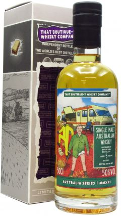 Bakery Hill - That Boutique-Y Whisky Company Batch #1 5 year old Whisky