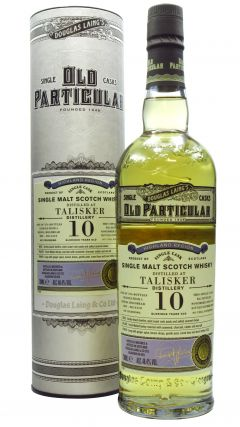 Talisker - Old Particular Single Cask #14410 - 2009 10 year old Whisky