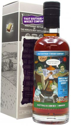 Starward - That Boutique-Y Whisky Company Batch #1 3 year old Whisky