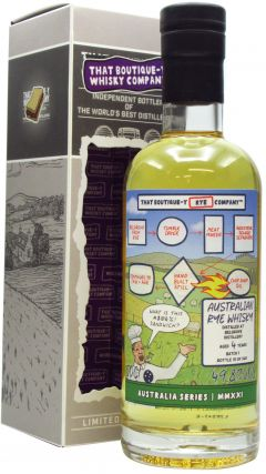 Belgrove - That Boutique-Y Company Batch #1 4 year old Whisky