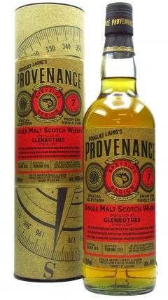 Glenrothes - Provenance Single Cask #13900 - 2013 7 year old Whisky