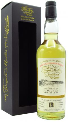 Caol Ila - Single Malts Of Scotland - Single Cask #320254 - 2007 13 year old Whisky