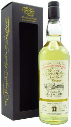 Linkwood - Single Malts Of Scotland - Single Cask #315755 - 2009 11 year old Whisky